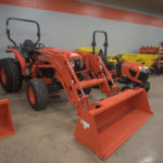 Whether you're looking for a small, mid-size or large tractor, U.P. Kubota has what you need.