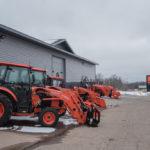 U.P. Kubota has the largest Kubota Tractor selection in the Upper Peninsula.