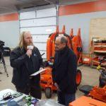 Luke Noordyk interview Marquette Township Business Assocation's Frank Stabile.