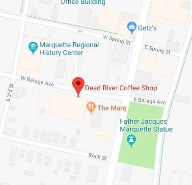 Dead River Coffee Company Location