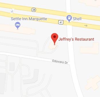 Jeffrey's Family Restaurant Location