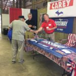 Carey cares about the issues and he cares about the people, send Mike Carey to the Senate on August 7th.