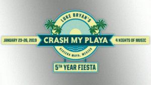 "Luke Bryan enlists Thomas Rhett, Dustin Lynch and Lauren Alaina for ""Crash My Playa""'s ""5th Year Fiesta"""
