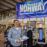 Stop by Norway Springs to talk water!