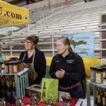U.P. Olive and Vinegars is on site too!