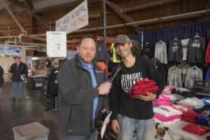 Diamond House made Joe's Great Lakes Radio jacket!