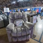 Win this $550 rocker recliner from Ashley HomeStore.