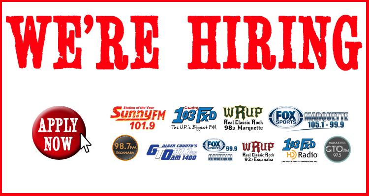 See Great Lakes Radio Job Openings
