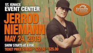 Get Jerrod Niemann Tickets with your order!