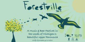 Forestville 2019 poster