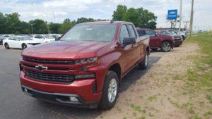 Get this pristine Silverado from Frei Chevrolet