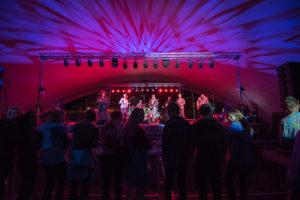 Bumpus at HarborFest 2018