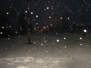 Snow in Appleton Wisconsin