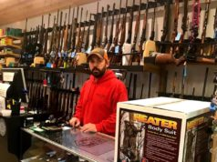 Jason Chaudier from Woodland Firearms