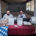 Hans Andel and Davin Makela of DaH Pretzel Guys and Davin's Chocolates.