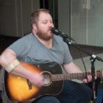 Local Singer Songwriter Troy Graham.