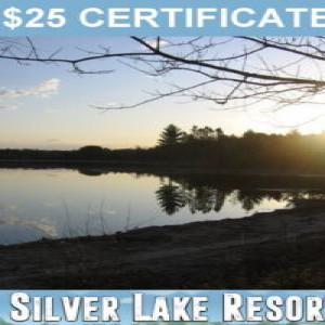 Enjoy the last warm days of summer and fall at Silver Lake Resort