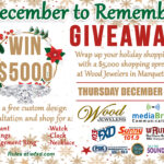 Enter to Win the December to Remember Giveaway.