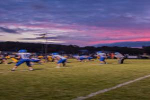 Ishpeming and Negaunee High School Football