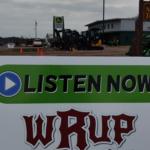 Close up of wrup