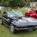 A 1963 Corvette