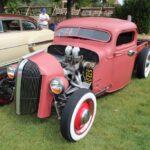 Super classic Ford vehicle