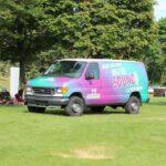 The 106.1 the Sound Van at HarborFest