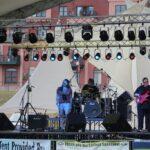 Iron Daisy performing at HarborFest