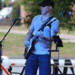 Iron Daisy's guitarist