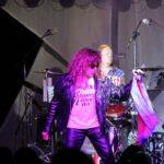 Jovi, a Bon Jovi cover band, rocks the crowd