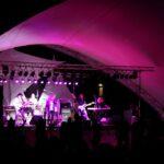 Jovi performing at HarborFest