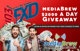 Win mediaBrew's $2000 A Day Giveaway!